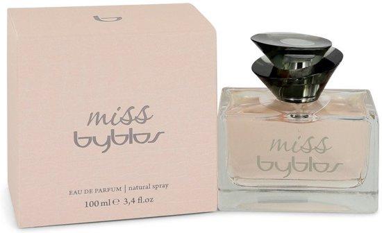 Foto van Miss Byblos - 100 ml - Eau de Parfum