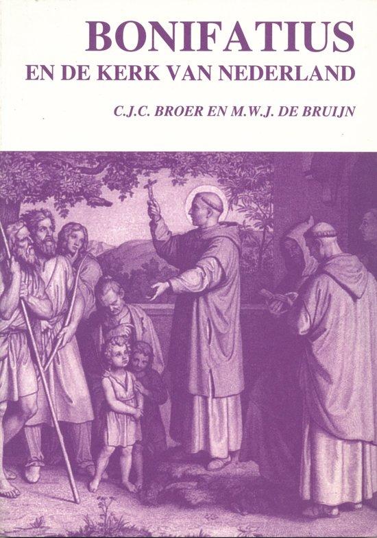 Bonifatius en de kerk van Nederland
