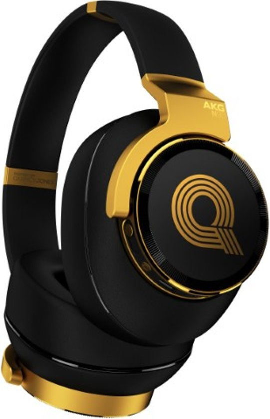 AKG N90Q - High-end over-ear koptelefoon - Goud