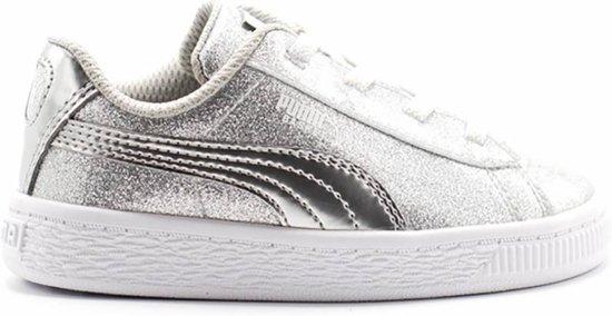 detailed look b965d 2971a bol.com | Basket Metallic AC Inf / Puma Silver-Gray Violet ...
