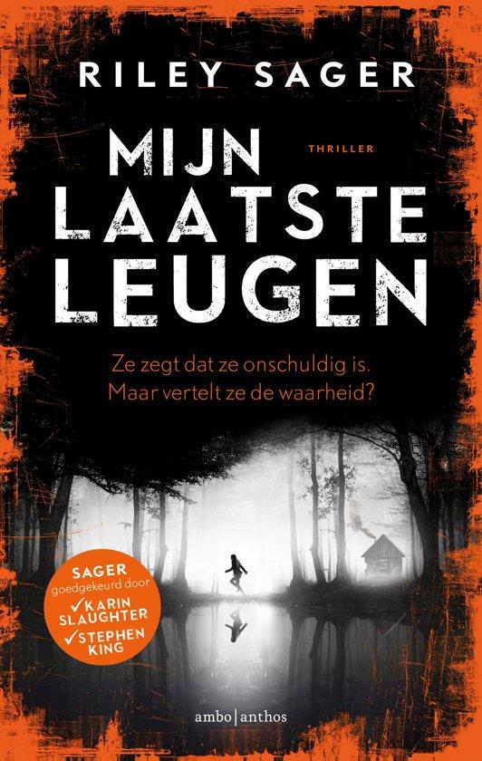 Boek cover Mijn laatste leugen van Riley Sager (Paperback)