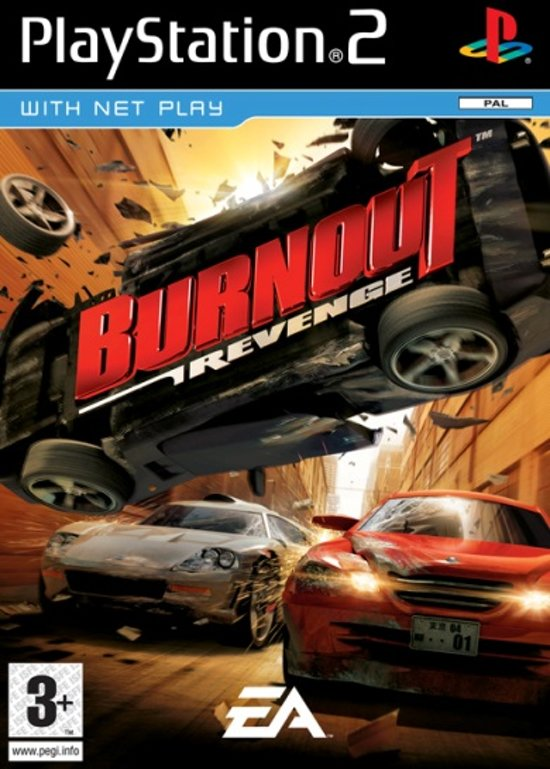 Burnout: Rush Hour Revenge