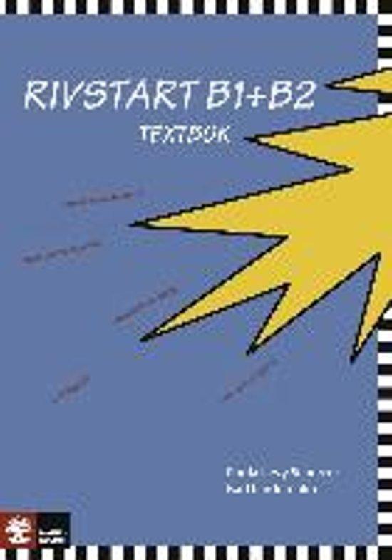 Rivstart. Textbok + Audio-CD (MP3) B1+B2