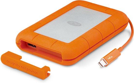 LaCie Rugged Thunderbolt - Externe SSD - 1 TB