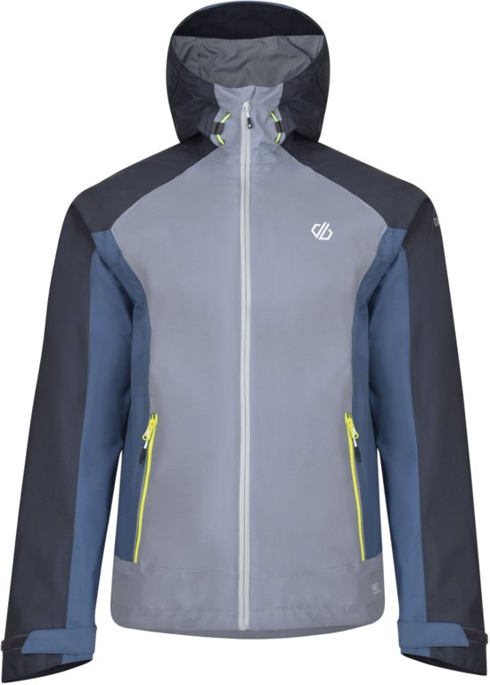 Dare 2b-Recode Jacket-Outdoorjas-Mannen-MAAT XL-Grijs