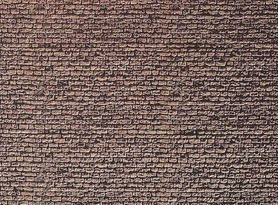 Faller - Muurplaat, Graniet