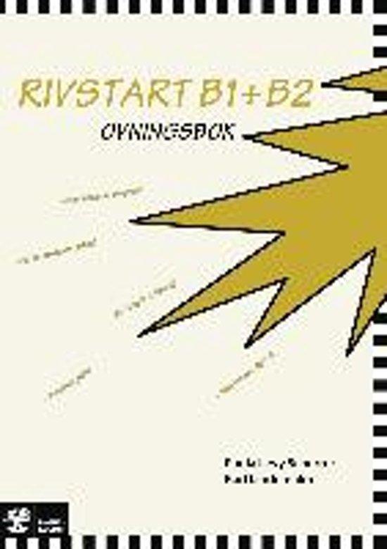 Rivstart. Övningsbok B1-B2