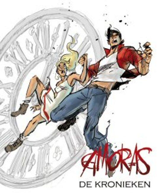 Kronieken Amoras 01 - De zaak Krimson