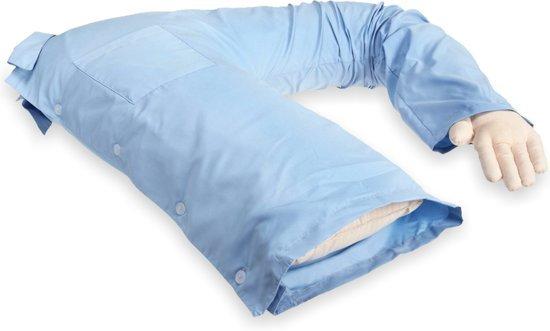 MikaMax Boyfriend Pillow 100% katoen 54x50cm