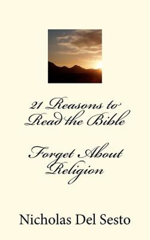 21 Reasons to Read the Bible