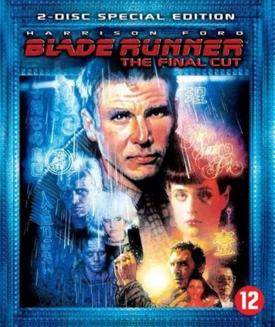 Afbeelding van Blade Runner (Final Cut Special Edition) (Blu-ray) (Import)