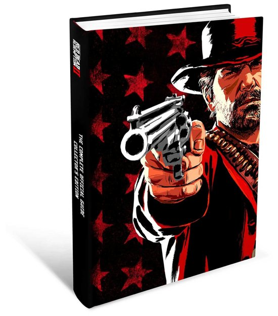 Red Dead Redemption 2: Complete Official Guide (Collector's Edition)