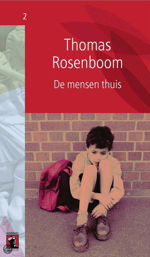 Cover van het boek 'Mensen thuis' van Thomas Rosenboom
