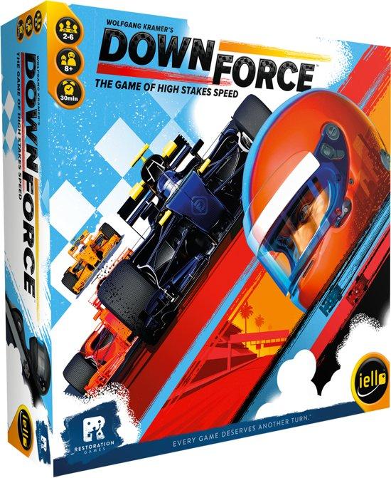 Downforce - Engelstalig bordspel