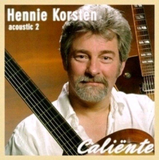 Caliente acoustische gitaar muziek