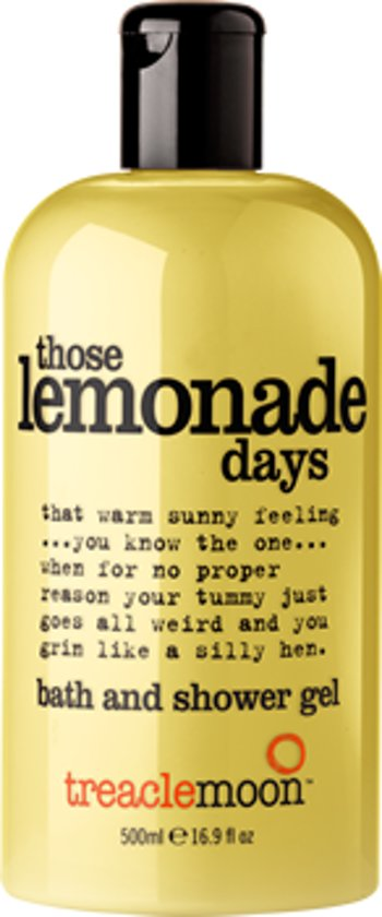Those Lemonade Days - Bath and Shower - 500 ml