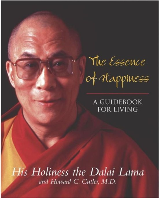 Bol Com The Essence Of Happiness Ebook The Dalai Lama border=