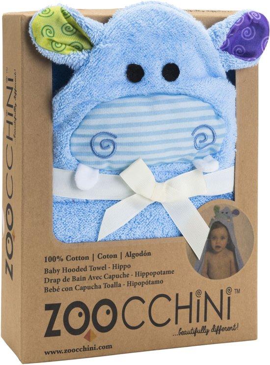 Zoocchini - badcape - Henry the Hippo