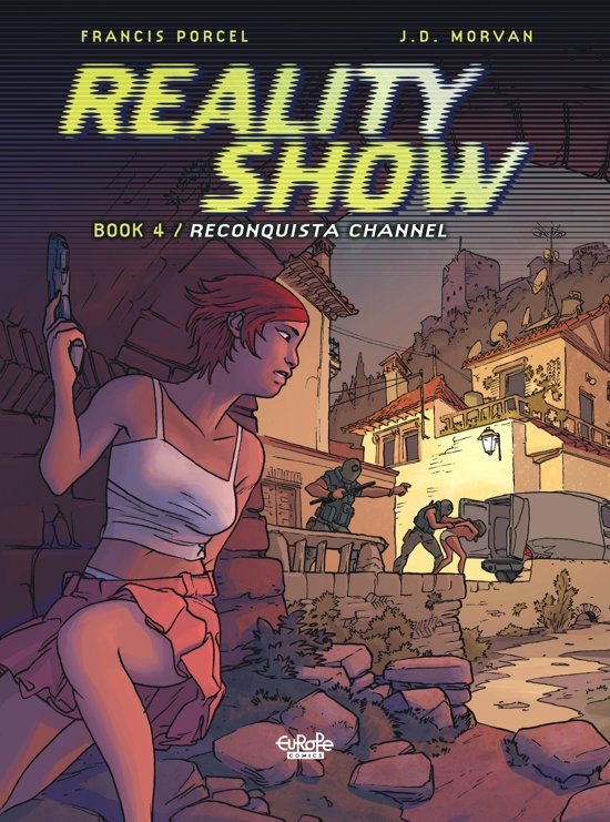 Reality Show 4. Reconquista Channel