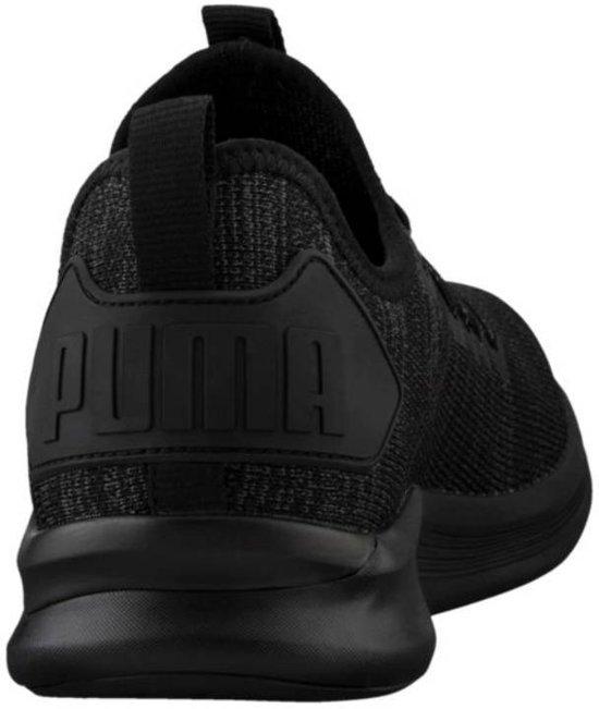44 Ignite Puma Zwart Mannen Flash Evoknitsneakers Maat 1v17xw8qf