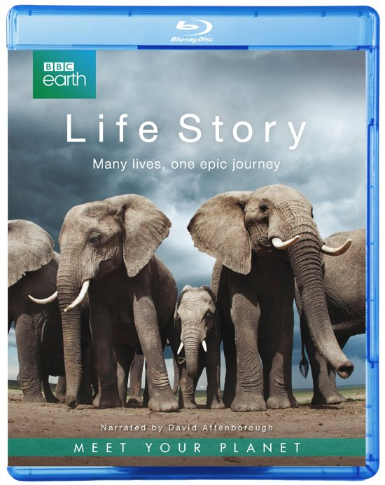 BBC Earth - Life Story (Blu-ray)