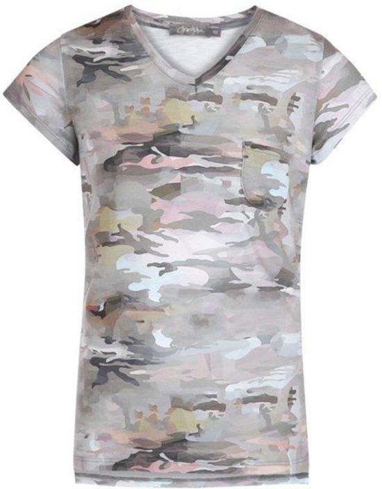 Geisha t-shirt meisje (134-176) - Maat 146/152
