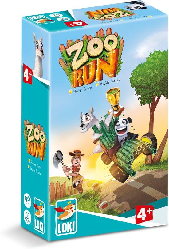 Afbeeldingsresultaat voor zoo run loki