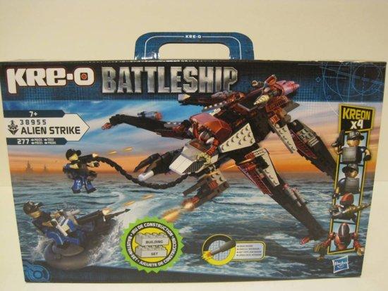 KRE-O Battleship Alien Strike
