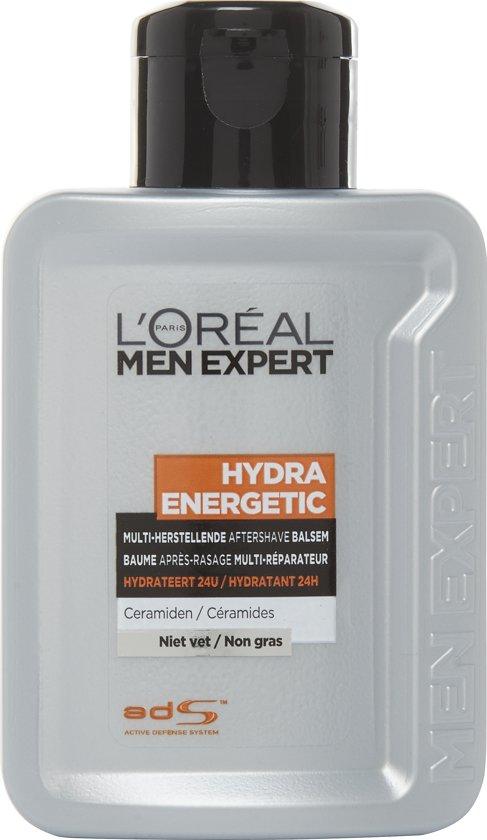 L'Oréal Men Expert Hydra Energetic Aftershave - 100 ml - Balsem