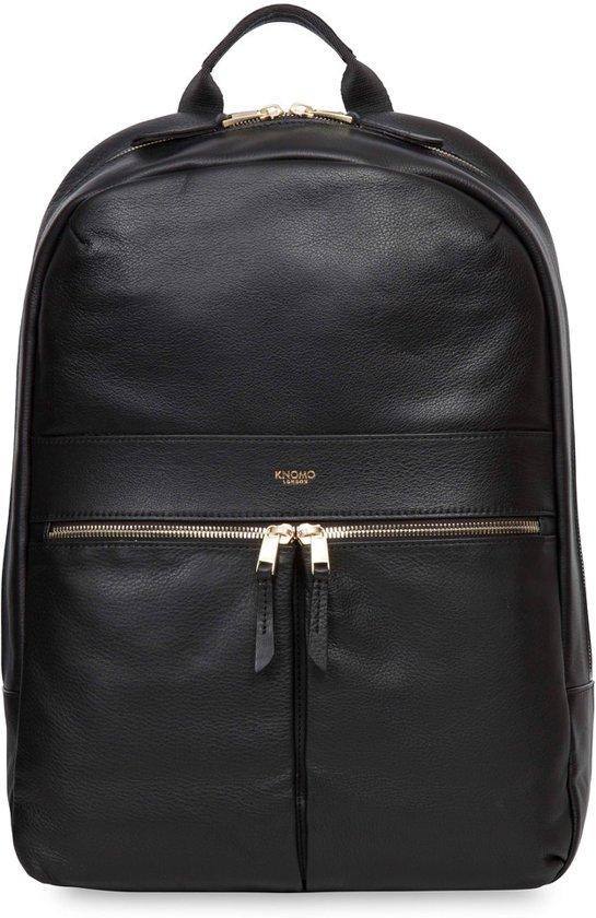 14 Beaux Knomo Knomo Backpack Beaux Black 14 K1TJFlc