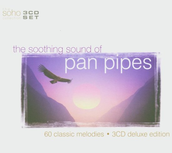 Soothing Sounds Of Pan Pipes