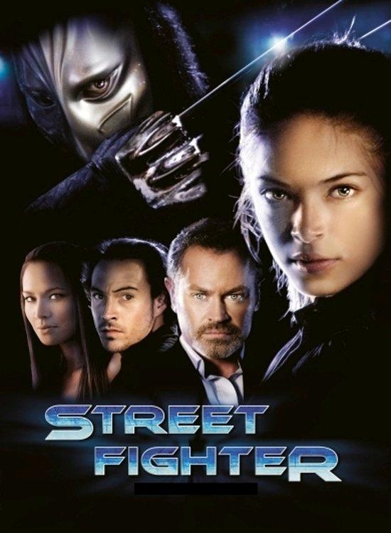 Cover van de film 'Street Fighter - The Legend of Chun-Li'