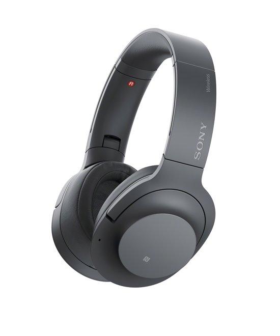 Sony h.ear WH-H900N - Draadloze koptelefoon met Noise Cancelling - Zwart