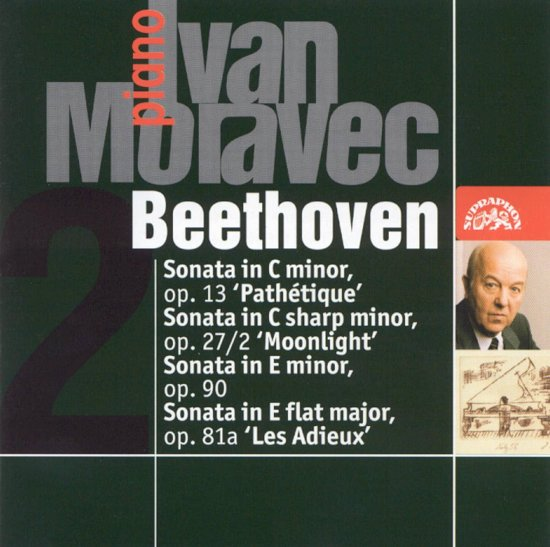 Ivan Moravec Plays Beetho