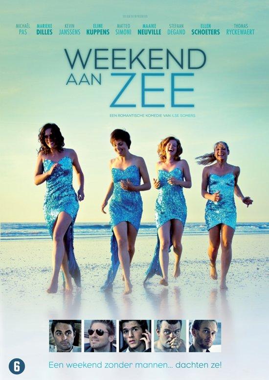 Cover van de film 'Weekend Aan Zee'