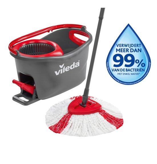 Vileda Easy Wring & Clean TURBO Schoonmaaksysteem - Met pedaal