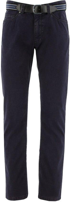 Exner 5-pocket broek donkerblauw, maat 24
