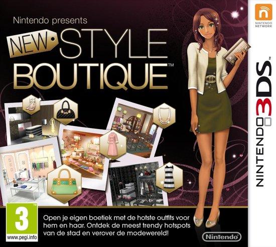 New fashion boutique 3ds 92