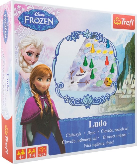 frozen spel