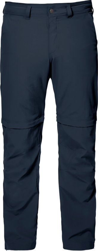 Outdoorbroek Blue Jack Off Wolfskin Heren Pants Zip Canyon Night Tq8fW48U