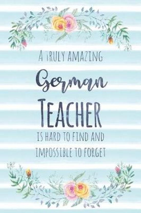 A Truly Amazing German Teacher Is Hard to Find and Impossible to Forget