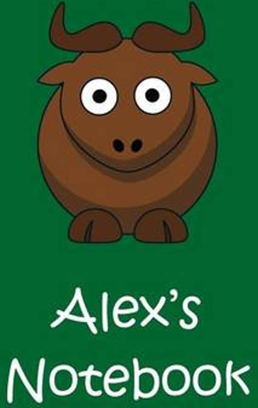 Alex's Notebook