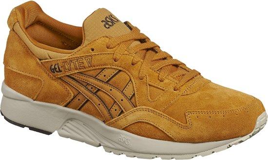 39fa922bbdd bol.com | Asics Gel-Lyte V HL7W1-3131, Mannen, Geel, Sneakers maat ...
