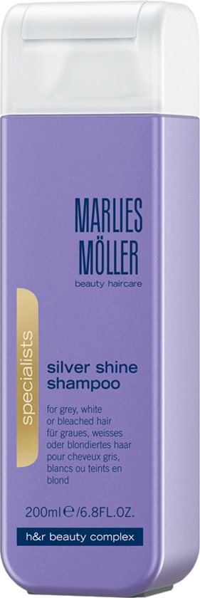 Marlies Möller- Silver shine shampoo- 200 ml