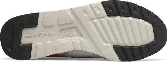 New 997 Maat Heren Sneakers White 43 Balance xxw1na6