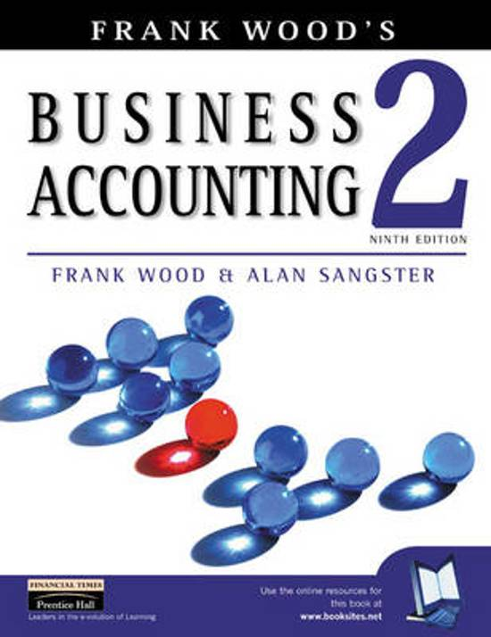 Boek cover Business Accounting Vol 2 van Tommy Robinson (Paperback)