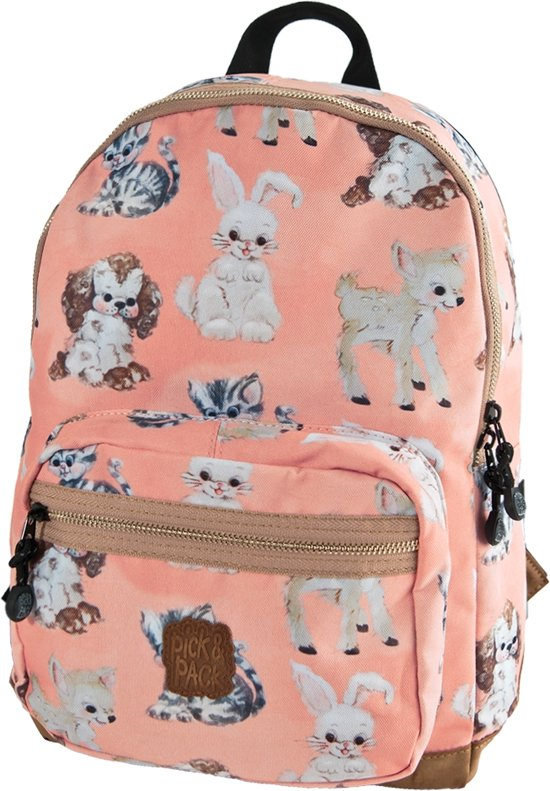 Cute AnimalsRugzak Rose Multi Pickamp; Pack Aj5L4q3R