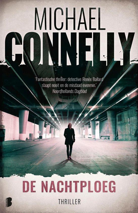 Boek cover Renée Ballard 1 - De nachtploeg van Michael Connelly (Onbekend)