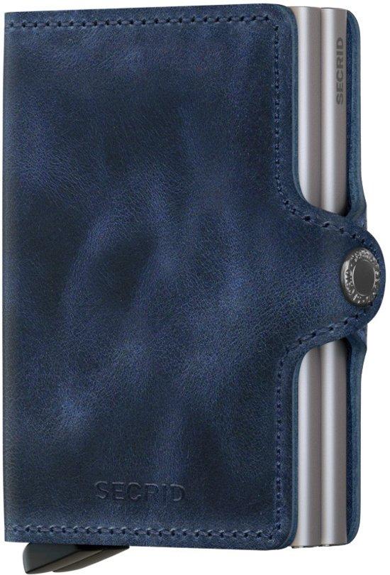 fccfe28eeac bol.com | Secrid Twin Wallet Vintage blue