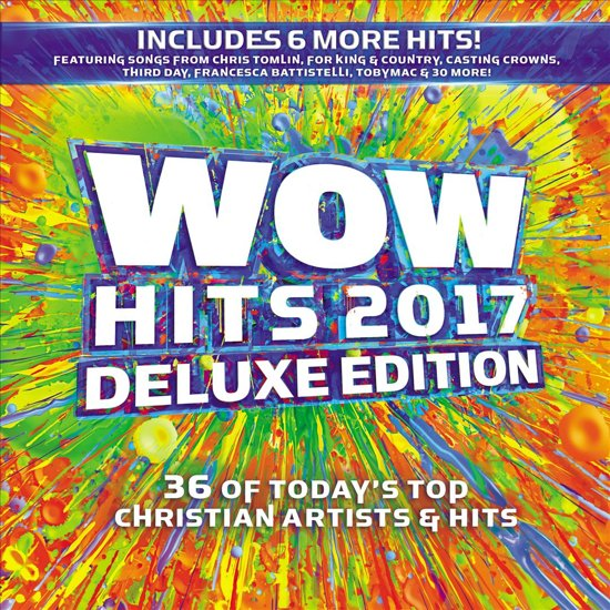 Wow Hits 2017 Deluxe (2Cd)